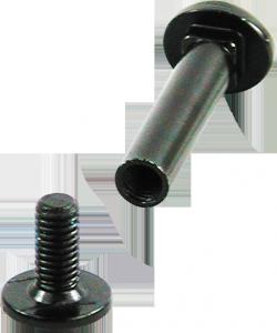 K2 Achse kurz 4-Kant 6mm - Original K2