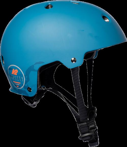 Varsity Junior Helm S • Matte Blue - von K2