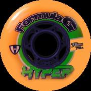 Hyper Formula G 76mm/76A - 4 Rollen