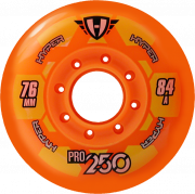 Hyper Pro 250 76mm/84A - 4 Rollen