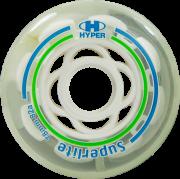 Hyper Superlite 78mm 82A - 8 Rollen