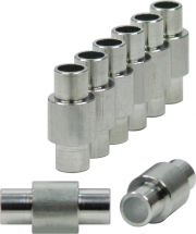 K2 6mm Aluminium-Spacer Set - 8 Stück