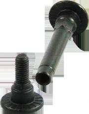 K2 Achse lang Außen-6-Kant 6mm - Original K2
