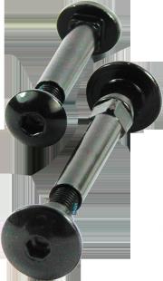 K2 Achsen-Set 4-Kant 6mm - Original K2