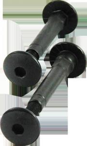 K2 Achsen-Set Außen-6-Kant 6mm - Original K2