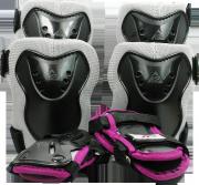 Charm Pro Junior Pad Set girls XS - von K2
