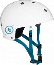 Varsity Junior Helm S • white - von K2