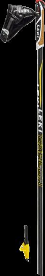 Speed Carbon - 160 cm - von Leki