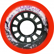 Hurricane 72mm 85A - 8 Rollen