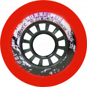 Hurricane 80mm 85A - 8 Rollen