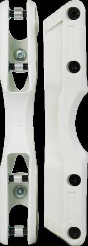 Kizer Frames Slim Line II Team white - von Powerslide