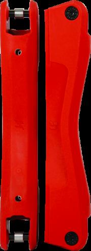 Kizer Frames Type X Team red - von Powerslide