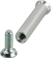 Rollerblade Achse lang 4-Zahn 8mm - Original Rollerblade