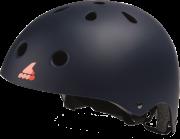 RB Junior Helmet S • dunkelblau - von Rollerblade