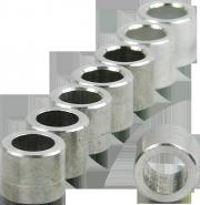 Undercover 8mm Aluminium-10,0-Spacer Set - 8 Stück